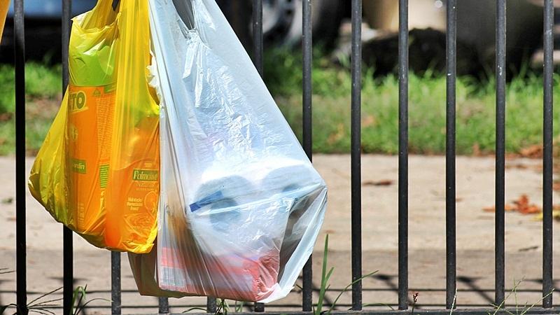 prohibición uso bolsitas de plástico