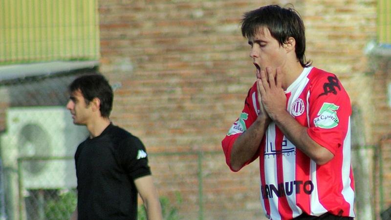 Emiliano Aramburu lesionado