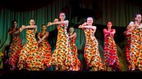 Diquela Flamenco en Carlos Paz