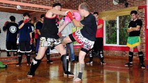 Kick boxing en Firmat