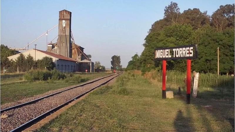 ferrocarril miguel torres