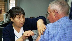 PAMI: vacuna antigripal