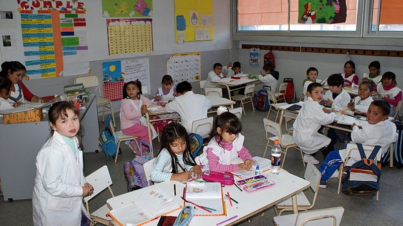 Los docentes aceptaron la propuesta y se retoman las clases con normalidad.
