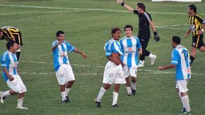 Argentino se prende