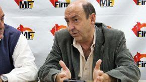 Jorge Álvarez en Firmat