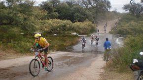 Fiesta del ciclismo en La Cumbre