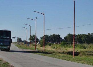 tramo ruta 94 acceso santa isabel