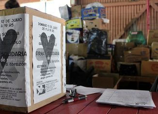 urna firmat solidaria