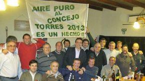¿Carlos Torres concejal?