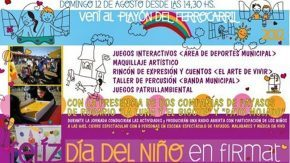 A celebrar el Día del Niño