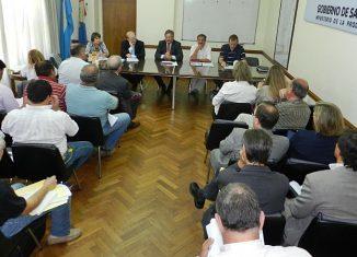 reunión emergencia agropecuaria