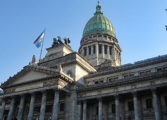 senado nacional fachada