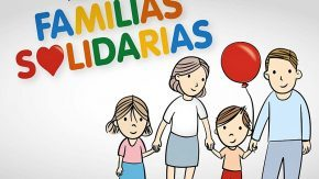 Convocan a familias solidarias