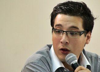 Stampone adelantó que este año seguirá el debate por la 1020. FOTO Lisandro Carrobé.
