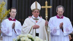 La primera Pascua de Francisco