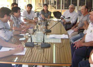 concejo firmat reunión comisión uatre