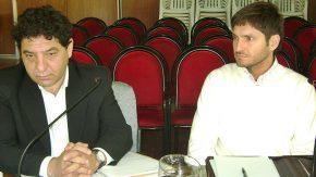 Comisión con diputados provinciales