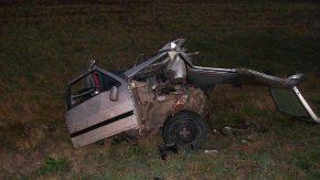Accidente fatal en Miguel Torres