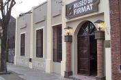 """Por trabajos de ampliación, el Museo Municipal de Firmat """"Nelson Real"""" permanecerá cerrado al público hasta el mes de marzo"""