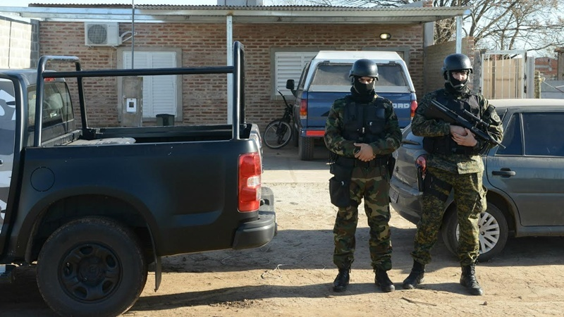 Los fusiles Steyr AUG y su empleo en la Argentina