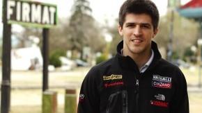 Reconocimiento al piloto Matías Rossi