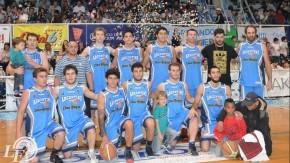 Argentino tricampeón