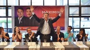 El Frente presentó a sus candidatos