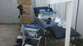 Nuevo equipamiento para centros de  salud