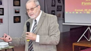 Alfredo Cecchi y la digitalización de periódicos firmatenses del siglo pasado