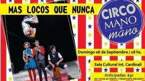"""Vuelve el Ciclo Teatral """"Una más y nos reímos más!!!"""""""
