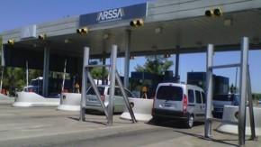 Nuevas tarifas en la autopista Rosario–Santa Fe