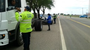 Detectaron 50 conductores con alcoholemia positiva en rutas de la provincia