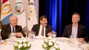 """""""Santa Fe quiere ser protagonista de un proyecto de desarrollo integrado de la Argentina"""""""