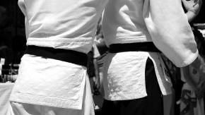 Clase abierta y exhibición de Aikido