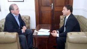 Schneider y Enrico analizaron obras del departamento General López