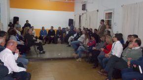 Segunda reunión delConsejodeConvivenciaySeguridadCiudadana