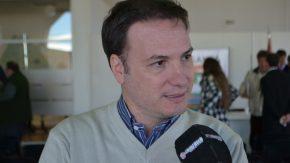 Enrico convoca a instituciones de Rufino para sumar nuevos horarios de colectivos a la ciudad