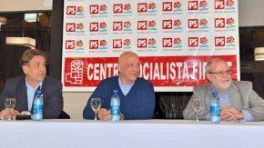 Bonfatti en Firmat: Encuentro con organizaciones y aportes para la biblioteca