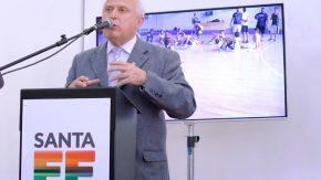 Lifschitz anunció una bonificación del 50% del consumo de energía a los clubes de la provincia