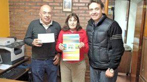 """Se entregó el crédito N° 14 a la firma """"Metalúrgica Albarracín"""""""