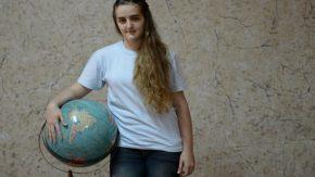 Una estudiante de Bigand participará de la Olimpíada Internacional de Geografía en China