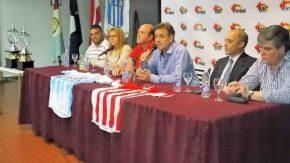 Se presentó la Final de la Copa Interligas entre Firmat y Argentino