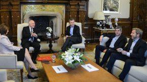 Lifschitz se reunió con Macri y selló un acuerdo de coordinación en materia de seguridad para Santa Fe