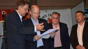 Se realizó el balance del Fondo Rotatorio: $ 8.000.000 y 18 créditos para la producción y el empleo local