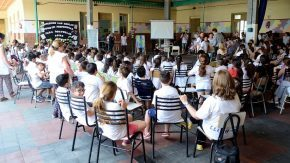La Escuela Sarmiento inicia su ciclo lectivo el próximo lunes 13