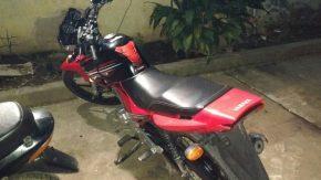 Encontraron en Venado Tuerto una moto robada en Firmat