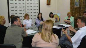 """Anexo del Jardín Nº 40 y aula para la Escuela """"Evita"""": El gobierno municipal informó el avance de los proyectos"""