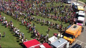 Llega la fiesta de los foods trucks a Venado