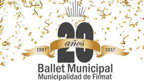 El Ballet Municipal festeja sus 20 años