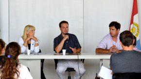 En búsqueda de soluciones, Enrico reunió a instituciones rurales con una entidad de ingeniería alemana